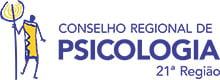 Logomarca do Conselho Regional de Psicologia da 21º região